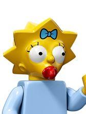 LEGO Minifigures The Simpsons 2 Maggie