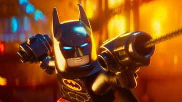 The LEGO Batman Movie Teaser - Batcave