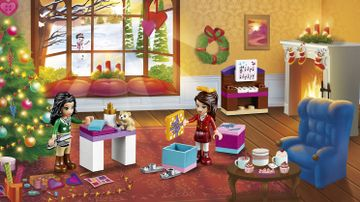 LEGO® Friends adventkalender