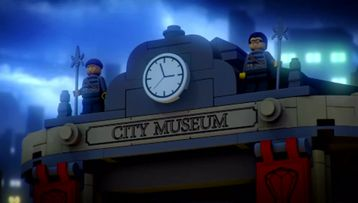 Mini Movie: Museum Heist