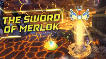 LEGO NEXO KNIGHTS Merlok Power The Sword of Merlok