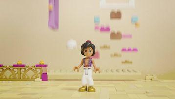 LEGO® Disney™ Aladdin – Jasmine's Story!