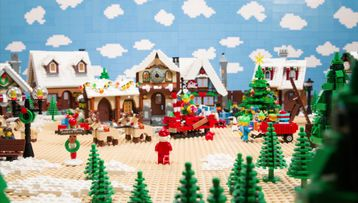 Build your LEGO Christmas! (Combined Ep)