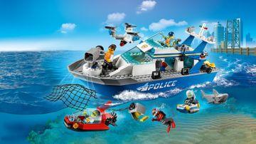 60277 - Police Patrol Boat