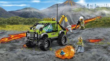 Грузовик Исследователей Вулканов