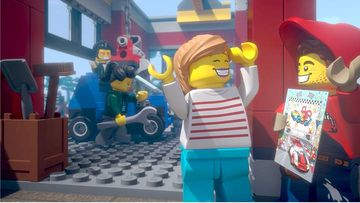 Race for the big win! – LEGO City