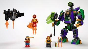 Lex Luthor™ robotkamp