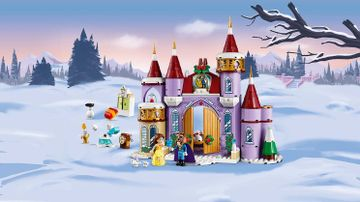 Belle's Castle Winter Celebration