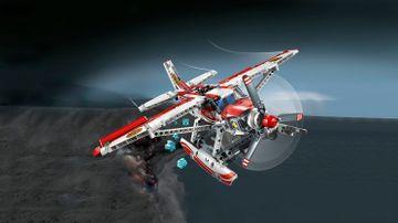 Brandblus Vliegtuig