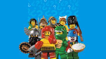 8805 LEGO Minifigures