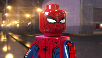 Följ ägget! – Spider-Man Homecoming – LEGO® Marvel Super Heroes