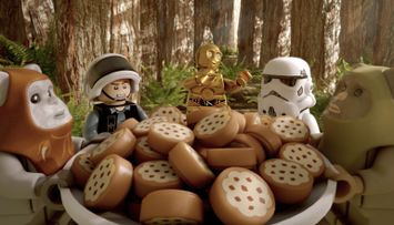 Cookie Bribe - LEGO® Star Wars™ Battle Story