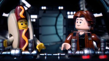 LEGO® Star Wars™ | Wie is jouw copiloot? – Hotdogmaal