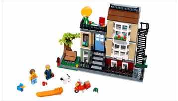 LEGO® Creator Garage Tips & Tricks!