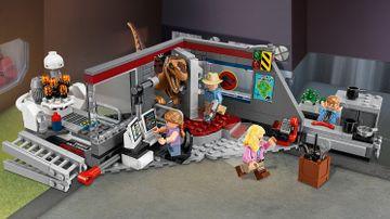 75932 Jurassic Park Raptor Chase