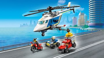 60243 - Police Helicopter Chase