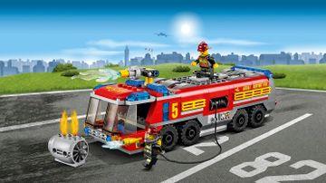 Letištní hasičské auto