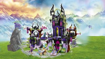 41180 Raganas Magic Shadow Castle
