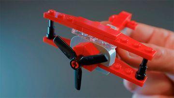 Byggetip: Dobbeltvinget propelfly