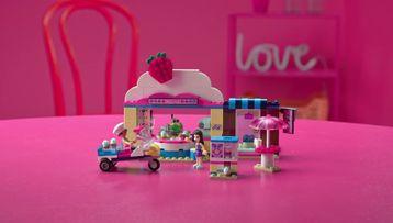 Cafetería Cupcake de Olivia