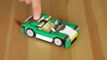 LEGO® Creator Green Cruiser Tips & Tricks!