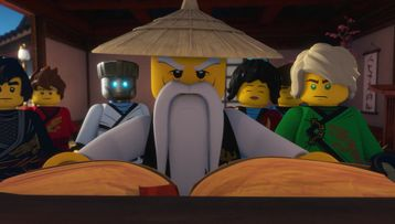 Oniernes march – Officiel Sæson 10 trailer – LEGO® NINJAGO®