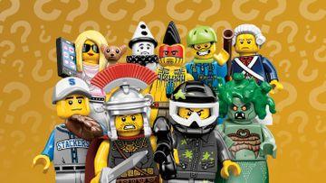 71001 LEGO Minifigures