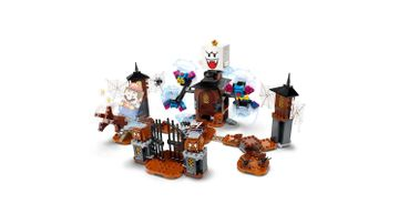71377 - King Boo and the Haunted Yard Expansion
