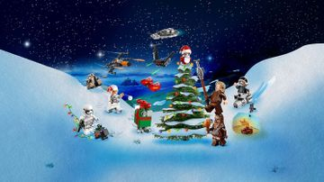 Calendario de Adviento LEGO® Star Wars™