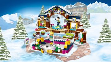 41322 Snow Resort Ice Rink