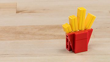 Building Tip French Fries