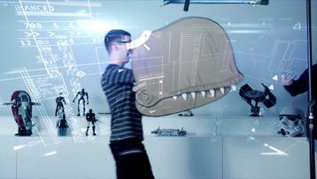 Designerfilm – Bergsgrottan