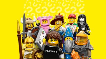 LEGO® Minifiguren - oktober Serie