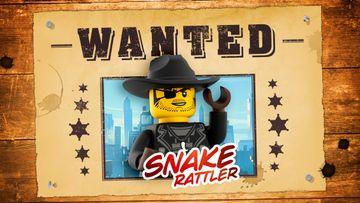 Snake Rattler