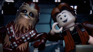 Whos Your CoPilot Han and Chewie Together Again