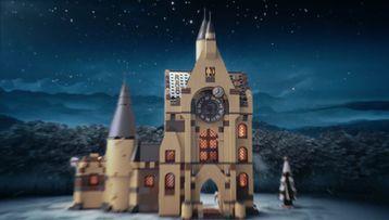 Hogwarts™-klokketårn
