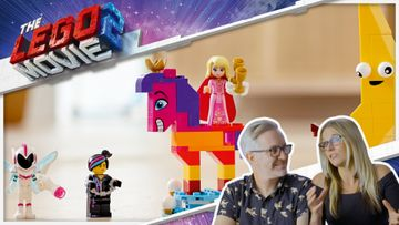 THE LEGO® MOVIE 2™ – Introducing Queen Watevra Wa'Nabi 70824 – LEGO Toys Designer Video