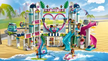 Il resort di Heartlake City