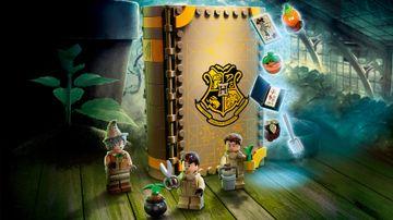 Momento Hogwarts™: Clase de Herbología