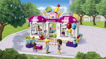 41132 Heartlake Party Shop