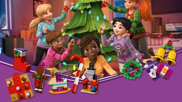 41353 LEGO Friends Advent Calendar