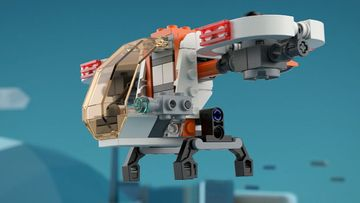 J'aperçois un super secret : le drone explorateur LEGO® Creator 3-en1 31071