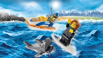 60011 Surfer Rescue