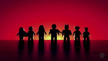 LEGO DC Comics Super Heroes Justice League Cosmic Clash Opening Titles