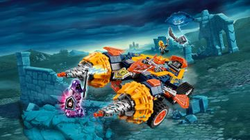 70354 Axls Rumble Maker