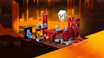 The Nether Fortress