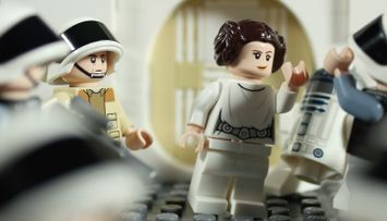 Princess Leia's Escape Plan - LEGO® Star Wars™ Battle Story