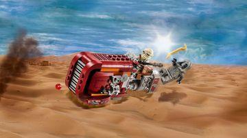 75099 Reys Speeder