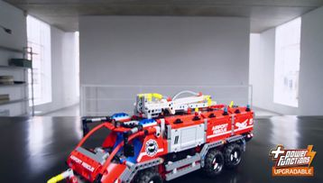 LEGO® Airport Rescue Vehicle