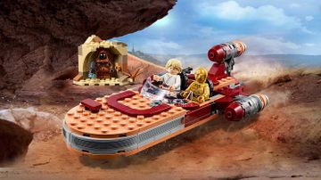 Landspeeder™ de Luke Skywalker